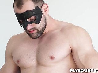 Huge muscular...