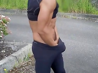 Masturbation,Big Cock,Asian,Fetish,Homemade,muscle hunk,gay Adding Seeds to...