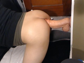 gay;bisexual-male;anal;anal-sex;dildo;balls-deep,Bareback;Asian;Solo Male;Gay;Amateur;Uncut;Verified Amateurs Taking My New...