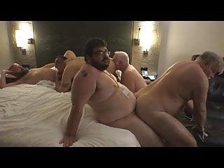 Bareback (Gay);Bear (Gay);Daddy (Gay);Group Sex (Gay);Anal (Gay) TBRU Bear Play...