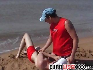 European jocks...