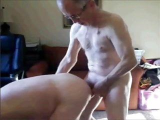 Daddy (Gay);Anal (Gay) breeding grandpa