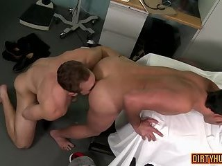 Anal,doctor,muscle,gay Muscle doctor...