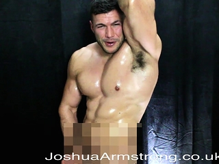 Horny oil hot cock