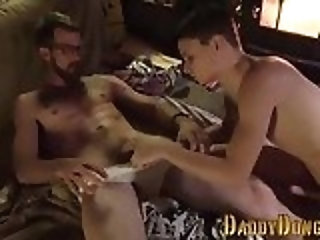Anal,Cumshot,Amateur,Twinks,Bareback,ass,hardcore,fuck,old & young,gay Stepson twink...