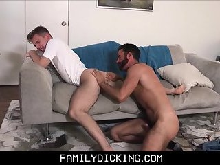 Anal,Big Cock,Feet,Tattoo,Twinks,Blowjob,Bareback,stepdad,step dad,stepson,dad and son,father and son,step son,gay Jealous Step Dad...