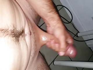 Jerking off to...