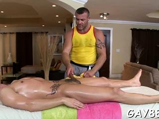 Gays (Gay),Handjob (Gay),Massage (Gay),Muscle (Gay) Excited dude...