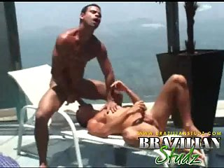 gay Group Sex By Pool