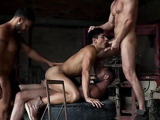 Anal,Hunks,ass,group sex,fuck,orgy,muscle,gay VenyveraS