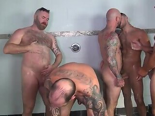 Anal,Cumshot,Big Cock,Bears,Hunks,Interracial,Rimming,Tattoo,Bareback,group sex,muscle,daddy,orgy,hairy,bbc,gay,Nick Moretti,Sean Duran,Vic Rocco,Deviant Otter,Ray Diesel,Jack Andy,Jace Chambers,Zack Ackland Sex Party
