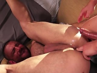 Anal,Hunks,gay,hardcore,group sex,muscled Rizzo, Lords,...