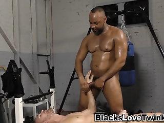 Anal,Cumshot,Amateur,Ebony,Interracial,gay Black dude...