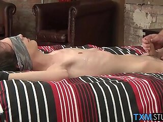 Masturbation,Bondage,Fetish,Handjob,Twinks,bdsm,twink,dick,blonde,gay,HD Cute and skinny...