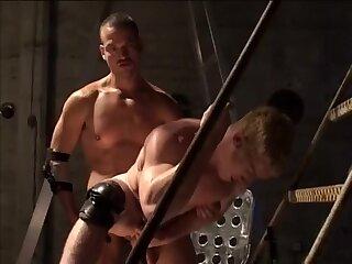 Anal,Big Cock,Domination,Hunks,Pornstars,Rimming,studs,daddy,gay,Gil Cortez,Patrick Knight,Josh O'Hara The art of gay sex