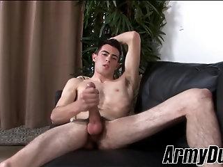 Cumshot,Masturbation,Solo,Big Cock,gay,hairy,Skinny,ArmyDuty,Myles Long Skinny twink...