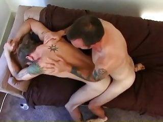 Bareback (Gay);Blowjob (Gay);Daddy (Gay);Anal (Gay);Couple (Gay) Balls-Deep in Love