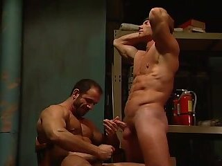Big Cock,Gloryhole,Hunks,Threesome,Blowjob,group sex,daddy,gay,Blu Kennedy,Gus Mattox,Mike Grant Gale Force...